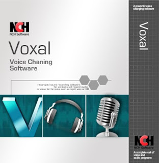 NCH Voxal Voice Changer Plus 1.32 Full Version