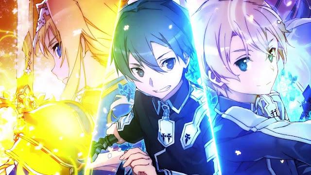 Sword Art Online Season 3 Episode 15: Kirito & Eugeo Betrayed