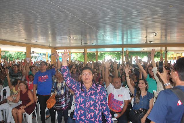 Duas vezes no ano: Servidores da educação deflagram greve