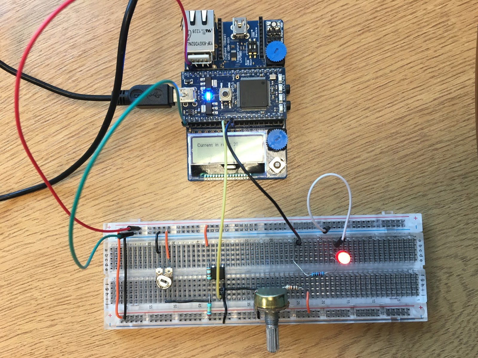 Bidirectional Visitor Counter Using Arm Microcontroller Infrared Transmitter Circuit Then We Started To Connect The Ir And Receiver Simulation Layout Looks Simple However Failed In This Part