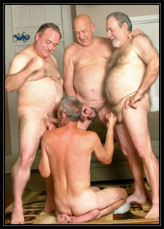 gay senior citizens