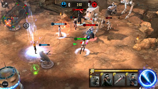 Star Wars Force Arena Android Apk