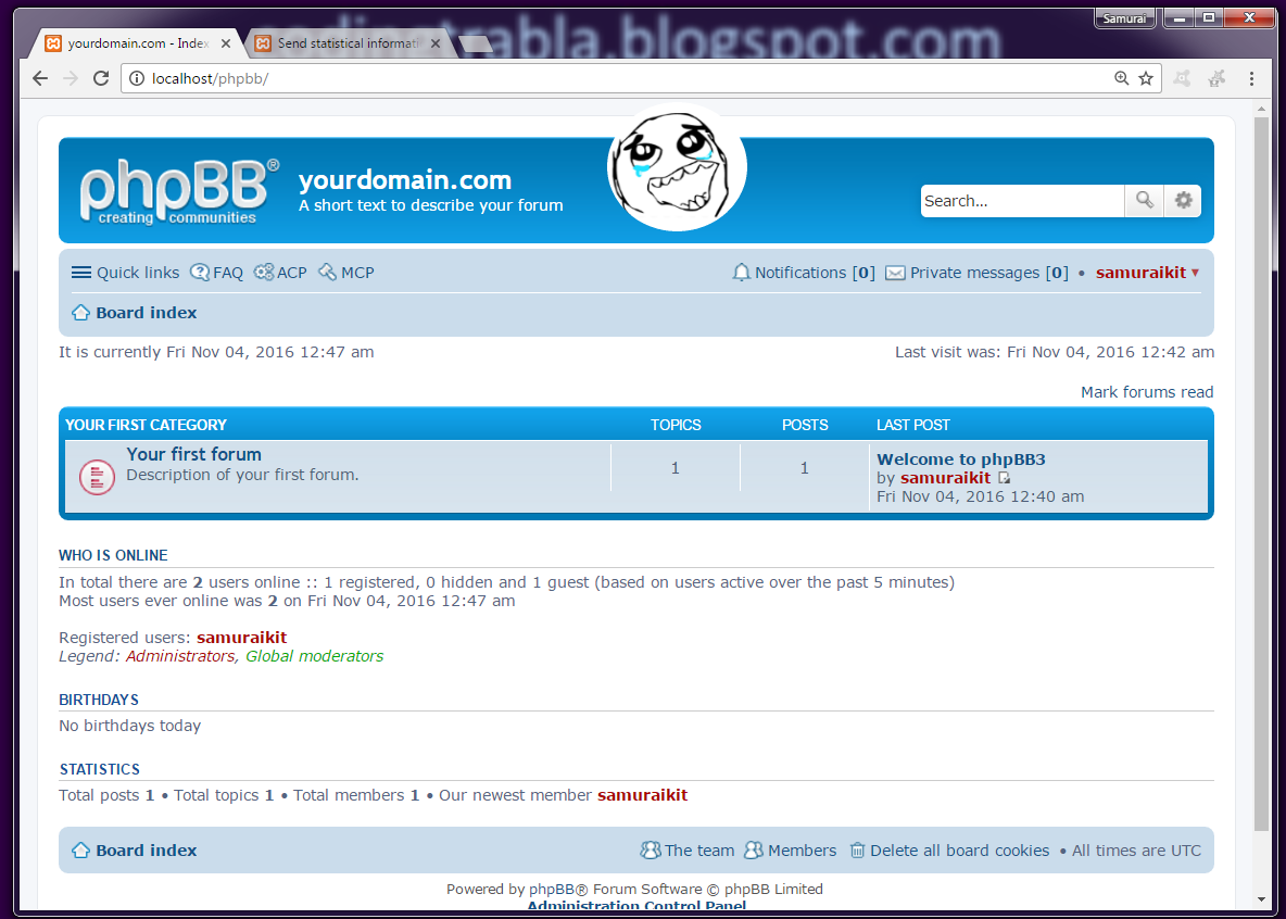 Defloration sex powered by phpbb