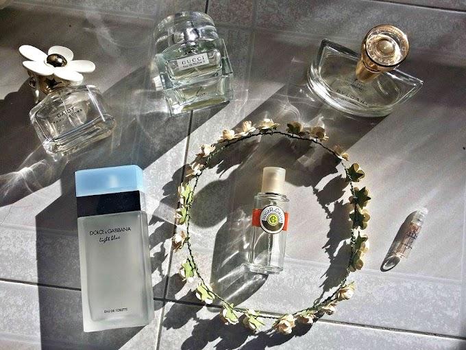 Perfumes || Favourites