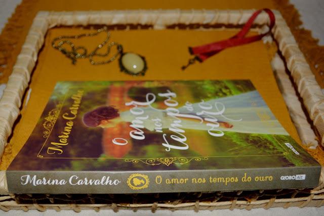 Resenha Livro O amor nos tempos do ouro