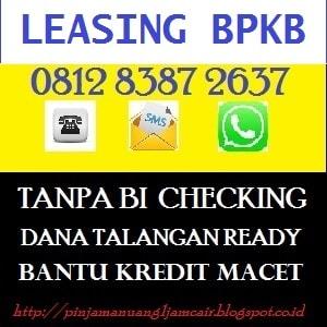 Leasing Gadai BPKB MOBIL depok