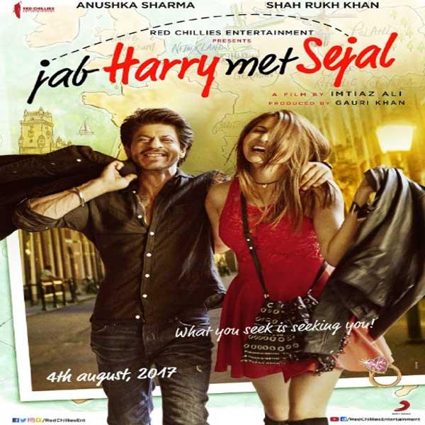 Jab Harry met Sejal, Jab Harry met Sejal Synopsis, Jab Harry met Sejal Trailer,Jab Harry met Sejal Review, Poster Jab Harry met Sejal