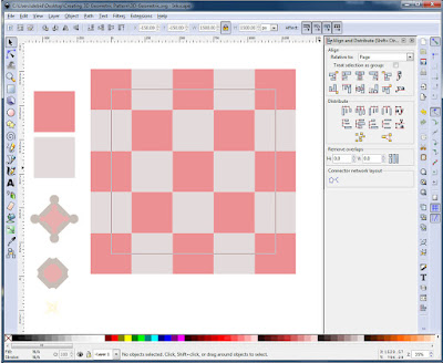 Aligning a Grid to the Page