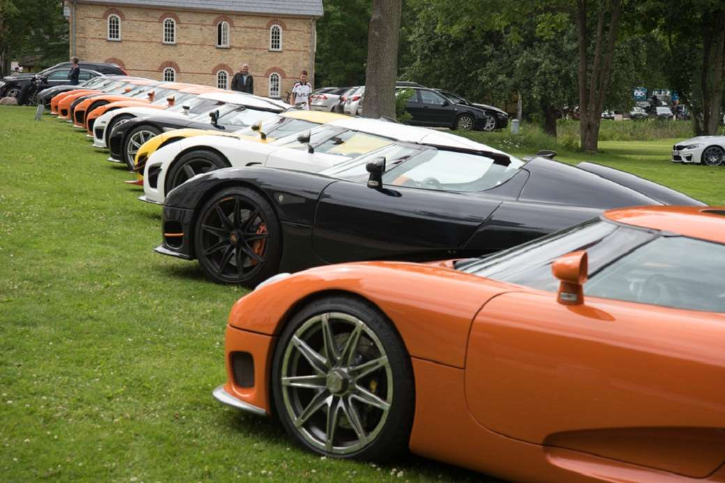 Koenigsegg's First & Biggest Owners Gathering, car news