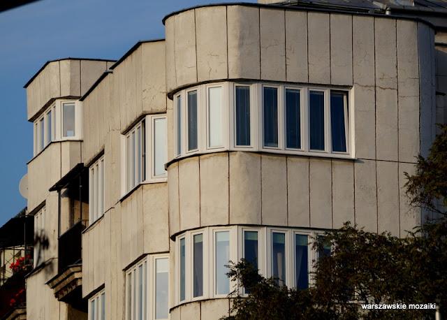 Warszawa Warsaw Powiśle Rozbrat 28/30 modernizm architektura