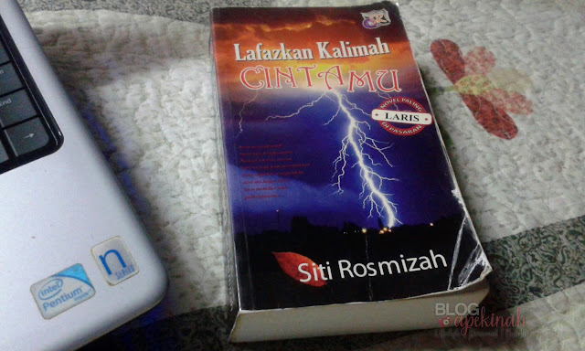 Novel Lafazkan Kalimah Cintamu