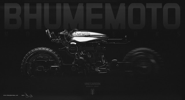 BHUMEMOTO, VINEAGROON, by patrick razo (ninosboombox)