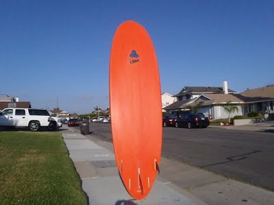 Stand Up Paddle Surfing Hand Shaped By Al Merrick