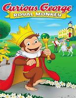Jorge el Curioso: Royal Monkey