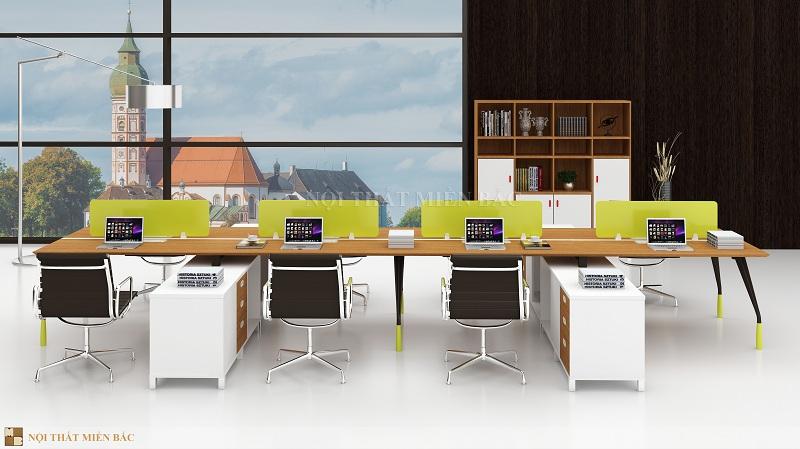 Thiết kế văn phòng Hà Nội xu hướng mở