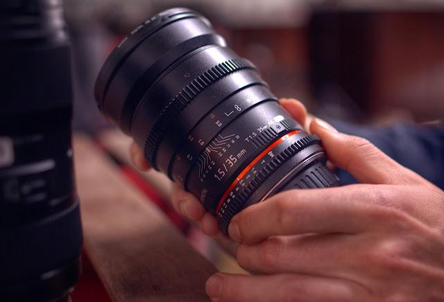 Tips Membeli Lensa Kamera Bekas