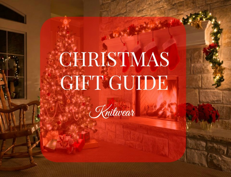 Christmas Gift Guide Knitwear - Beauty Talk With Lauren