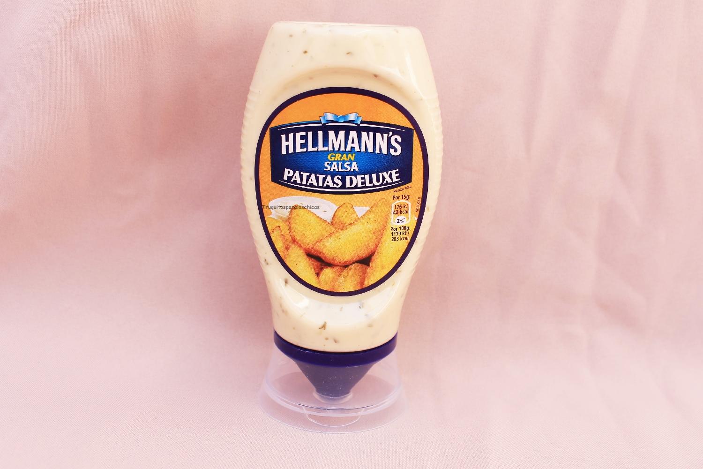 hellmanns salsas