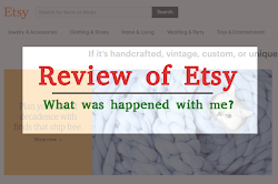 I Will Never Purchase Any Product from ETSY Again! [Review]