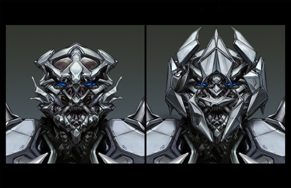 Transformers, Decepticon Concepts | CG Daily News