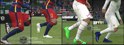 PES 2016 Patch ElGeneral