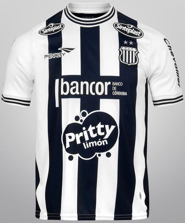 d6d6446866 Penalty divulga as novas camisas do Talleres de Córdoba - Show de ...