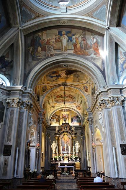 Andrea Apostolo church Como
