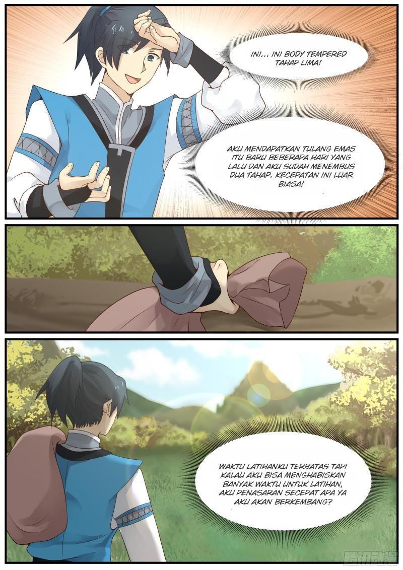 Baca Komik Martial Peak Chapter 20 Bahasa Indonesia Page 11