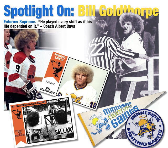 Topps, O Pee Chee, Minnesota Fighting Saints WHL World Hockey League 1970s ogie ogilthorpe slapshot
