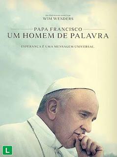 Papa Francisco: Um Homem de Palavra - BDRip Dual Áudio