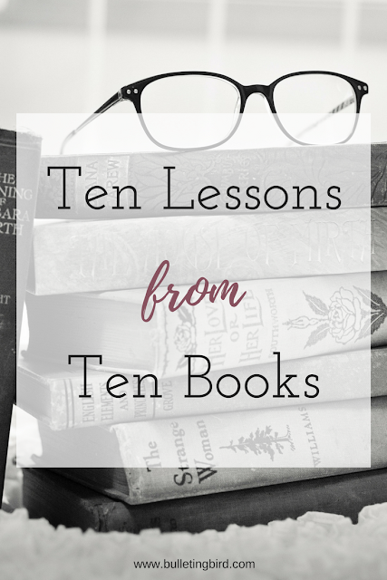 Ten Lessons From Ten Self-Help, Personal Development and Creativity Books