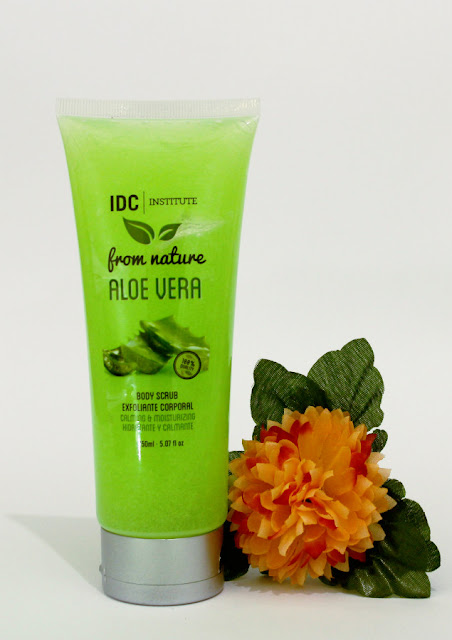 IDC institute Aloe Vera Body Scrub