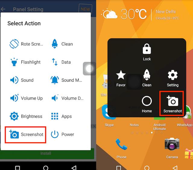 Begini Cara Mengambil Screenshot Tanpa Tombol pada Android dan iPhone 2