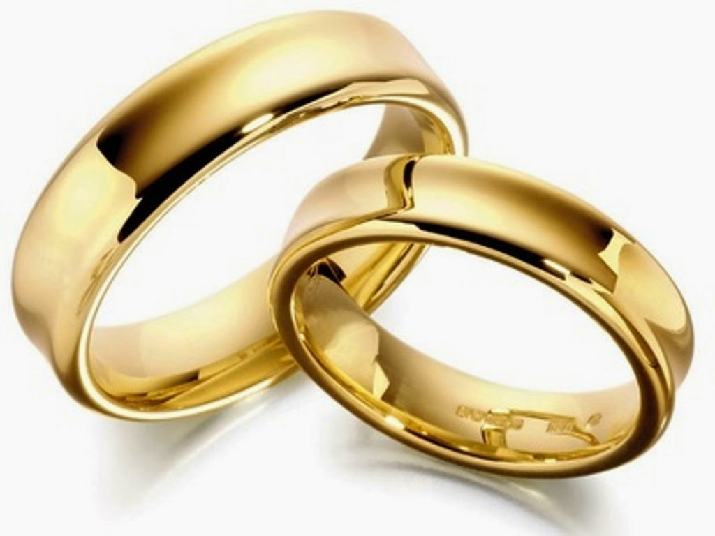 Gold Wedding Ring Designs