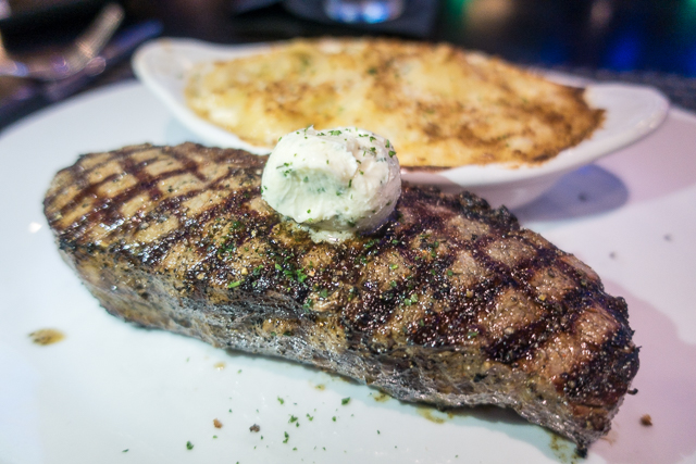Steak at Nona Blue - Ponte Vedra, FL