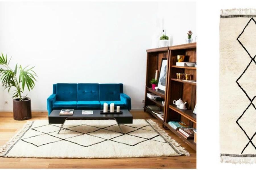 alfombra bereber