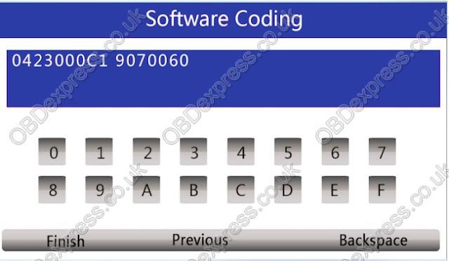 Vident iLink400 for ECU re-coding?