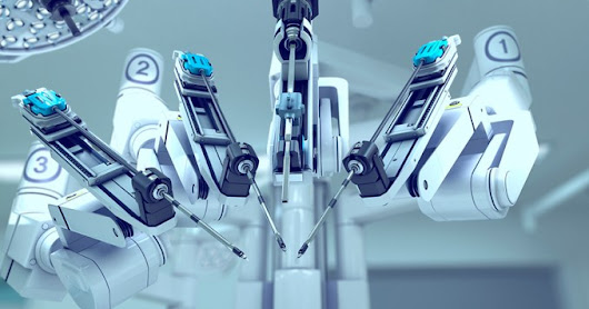 Medical Robots - The Future of Surgery