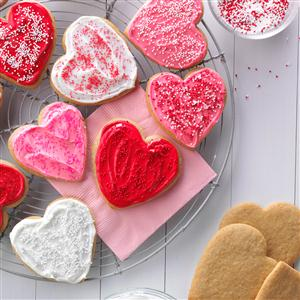 16 Cute Cookie Recipes for Valentines Day
