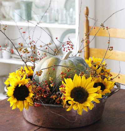 Designing Home Simple Ideas For Your Thanksgiving Table