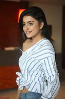 Avantika Mishra in One Shoulder Crop Top and Denim Jeggings ~  Exclusive 022.JPG