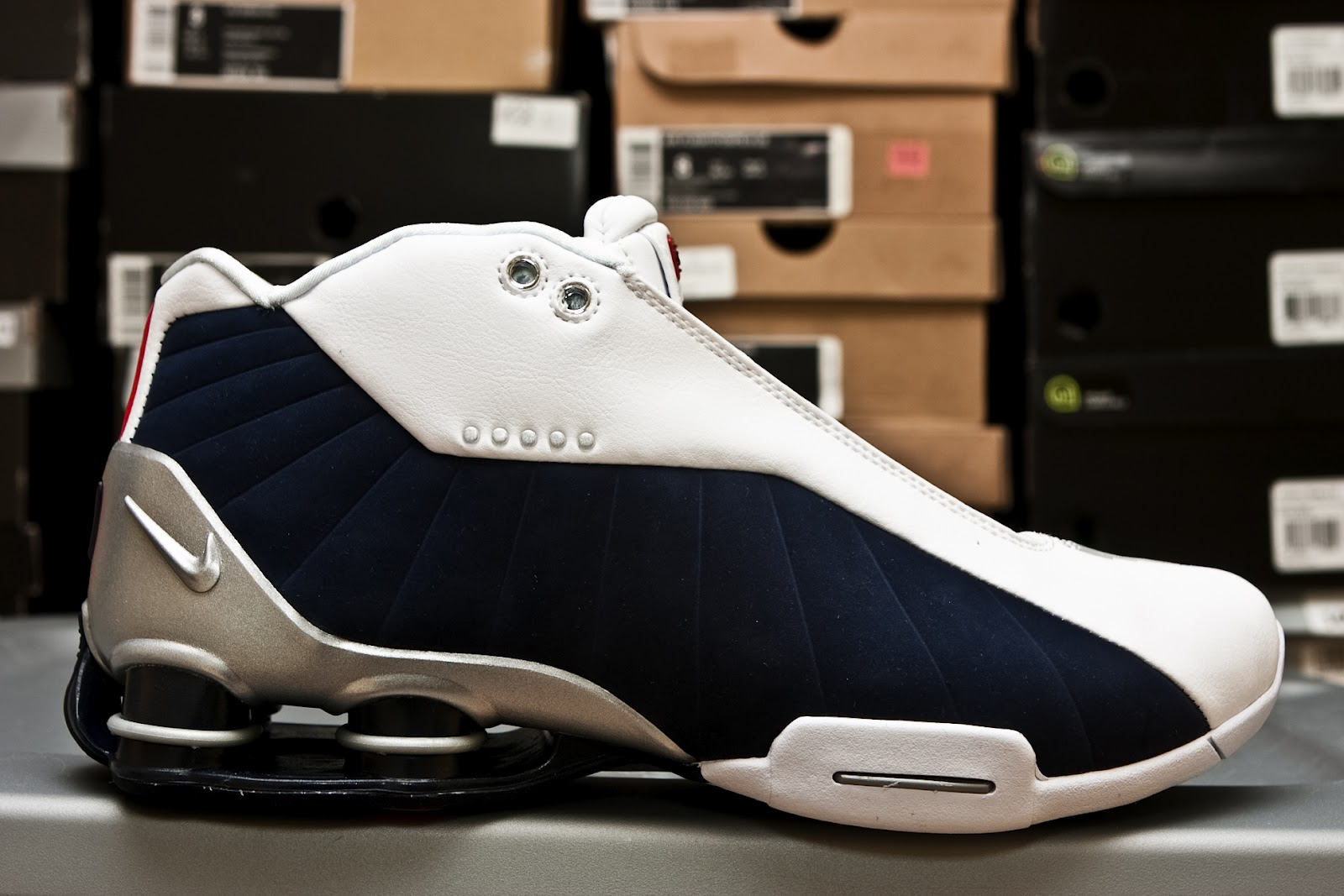 276038d5141483 ... nike shox bb4 vince carter olympic 2ef2a 57e34  czech year 2000 mens  olympic basketball teams gold medal run with a limited release of this