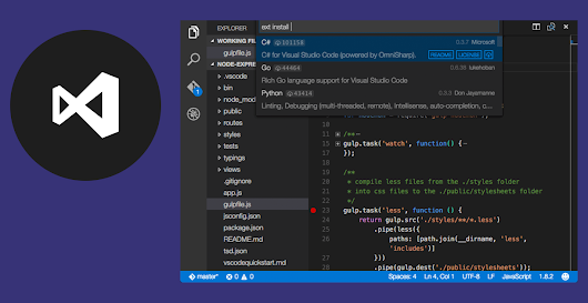Learn Working with Visual Studio Code