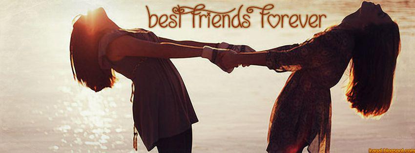 غلاف فيس بوك افضل الاصدقاء للابد Best Friends Forever ...