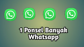 1 posel banyak whatsapp