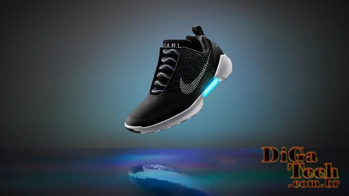 Tênis Nike HyperAdapt