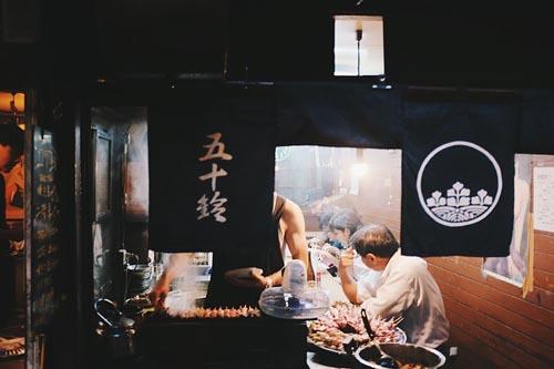 Restoran di jepang