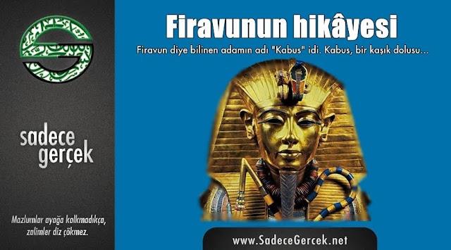 Firavunun hikâyesi