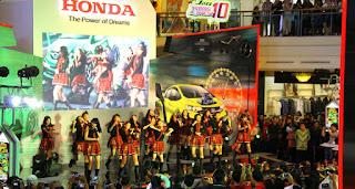 JKT48 Full Show at Honda Jazz & Brio Contest 2015