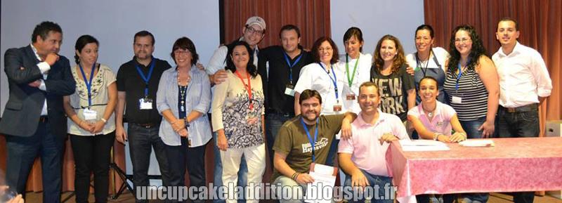 Sevilla Dulce 2013 : Remise des Prix